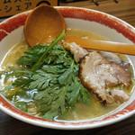 65912240 - 本丸塩らー麺