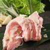 山形豚の厚切りサムギョプサル