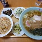 昇龍 - 料理写真:B定食(税込800円)