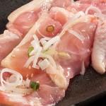 本格焼肉 カンゲン - 地鶏焼
