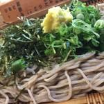 山商蕎麦店 -