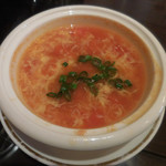 65916059 - トマトのスープ