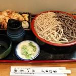 続八条庵 - 料理写真:続八合乗り、1000円です。