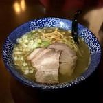 65919195 - 煮干らー麺(黒)