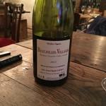 organ - 『ボジョレー・ヴィラージュ ヴィエイユ・ヴィーニ』 Beaujolais Villages Vieilles Vignes
