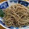睦弥 - 料理写真:田舎せいろ 褐色の肌に黒いホシと白いホシがが自然に入ってます!