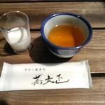 蕎麦正 - ドリンク写真: