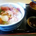 女川海の膳ニューこのり - 食べかけでごめんなさいm(._.)m