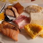 ニューグリーン - 料理写真:朝食バイキング