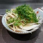 65927359 - すじぽん(ポン酢)(486円)
