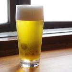 ガンジー - 生ビール