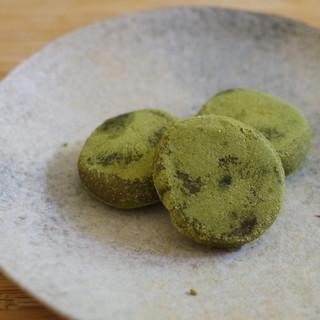 深川屋 陸奥大掾 - 料理写真:お茶の香 関の戸