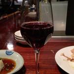ごち糀谷episode2 - グラスワイン 赤