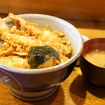 天麩羅 つゆ木 - 料理写真:江戸前天丼