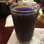 炭火焼きにく さが壱 - ドリンクバーのコーラ
