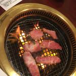 炭火焼きにく さが壱 - カルビ