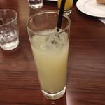 フランツィスカーナー バー&グリル - 【ランチ】ドリンク付き(グレープフルーツを選択)