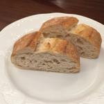 フランツィスカーナー バー&グリル - 【ランチ】ドイツパンお替り可
