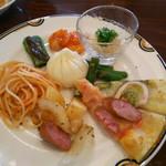 レストラン 栄光 - 217.04