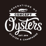 Concept Oyster Generations NY - お店に来てのお楽しみ!
