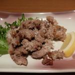 酒食彩宴 粋 - 豚軟骨焼き