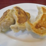 こまどり - 餃子3個