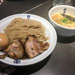 麺屋武蔵 虎嘯 - 濃厚虎嘯つけ麺 1,150円