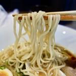 ソラノイロ Japanese soup noodle free style - [2017/04]味玉旨味出汁ソバ(1000円)