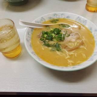 麺麺亭 - 料理写真:麺麺亭(みそラーメン)