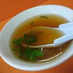 北京亭 - スープ