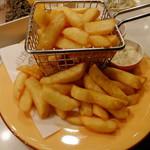 デリリウムカフェ ギンザ - ベルジャンポテトフリッツ