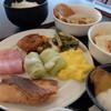 イーホテル秋田 - 料理写真:朝食バイキング
