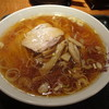 上海楼 - 料理写真:中華そば(半)(500円)