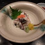 伝承の味処 無限堂 - ハタハタ切り寿司