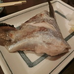 65934761 - 「ぶりかま塩焼き」830円