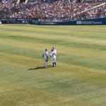 kiyouken - いつもは遠い外野選手がとっても近いの♡