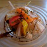 マンマ・ミーア - 糸島のお野菜の自家製ピクルス(600円)