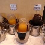 甘露の森 - この他にコーヒーとかもあります