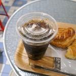 ゴントラン シェリエ - アイスコーヒー