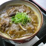 レストラン アガピー - から揚げカレーうどん\780