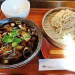 さかさい - 料理写真:さかさい(かもせいろ 1,390円)