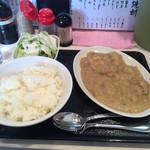 マルヨ - マッサマン タイカレー 950円(税込)