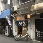 65942306 - 麺之助さん 入口←再訪