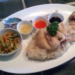 65943292 - 海南鶏飯(1300円)
