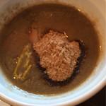 中華そば あおい - 魚介つけ麺
