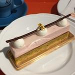 bondolfi boncaffē - 桜のケーキ 期間限定