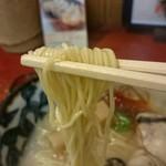 ラーメン考房 昭和呈 - 広島牡蠣塩麺