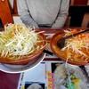 ラーメン党 ひさご - 料理写真:ネギ味噌(左)& 特選ねぎ味噌ラーメン
