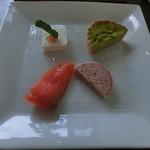 CHEZ・HIRO  - 料理写真:前菜