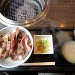 6595283 - 厚切り牛丼
